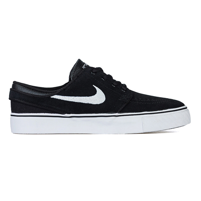 Nike SB Kids Janoski Black/White Gum Med Brown