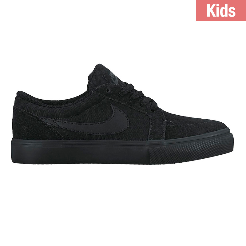 Nike SB Kids Satire II GS Black/Black Anthracite