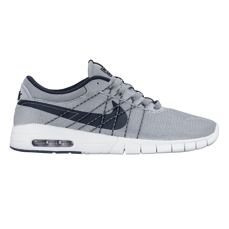 Nike SB Koston Max Wolf Grey/Obsidian White