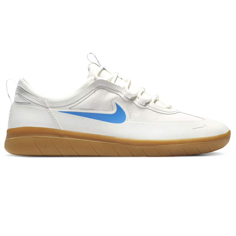 Nike SB Nyjah Free 2 Summit White/Lt Photo Blue