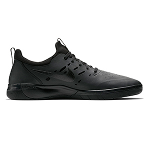 Nike SB Nyjah Free Black/Black/Black