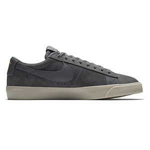 Nike SB X Anti Hero Blazer Low GT Dark Grey/Dark Grey/University Gold