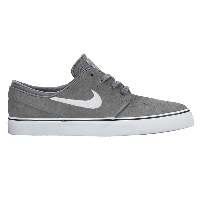 Nike SB Janoski Cool Grey/White/Black