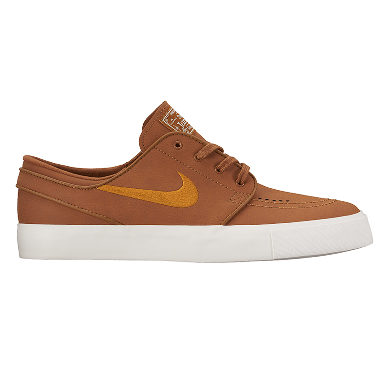 Nike SB Janoski Leather Ale Brown/Desert Ochre/Sail