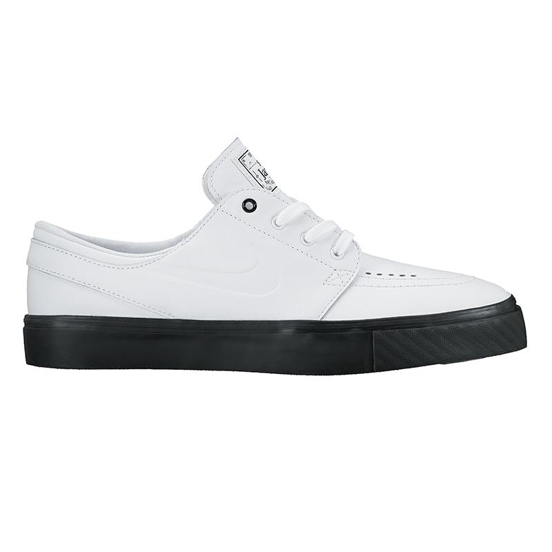 Nike SB Janoski Prem Capsule White/White/White/Black