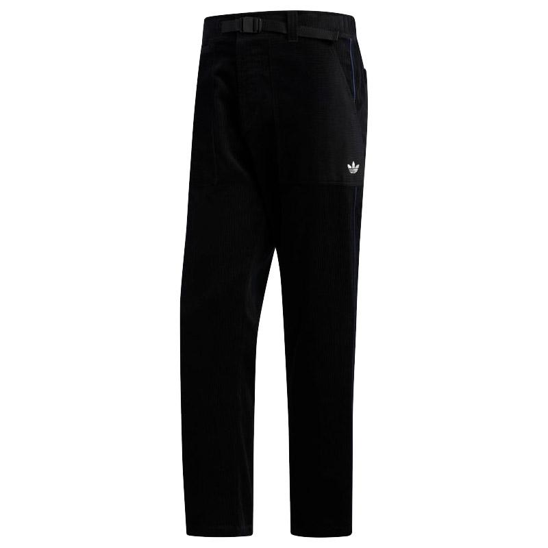 adidas Cord Pants Black