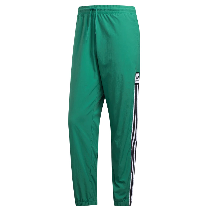 adidas Standard Wind Pants Bgreen/White