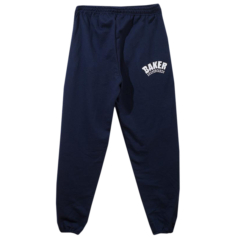 Baker Arch Logo Sweatpants Navy