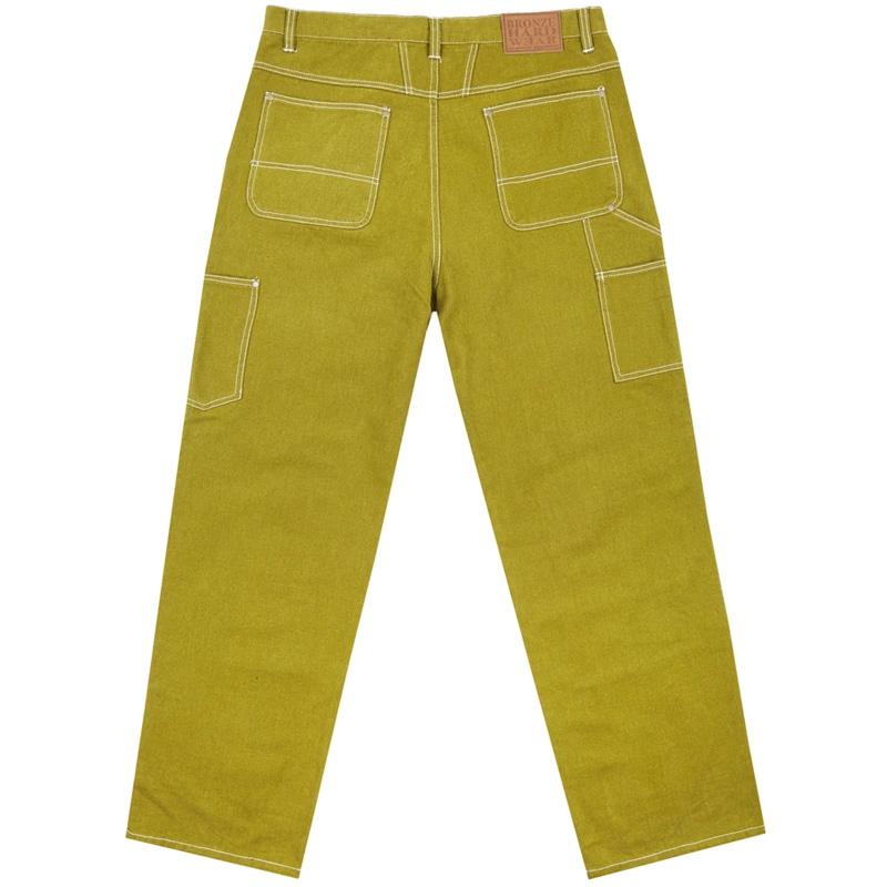 BRONZE 56K Duck Pants Chartreuse