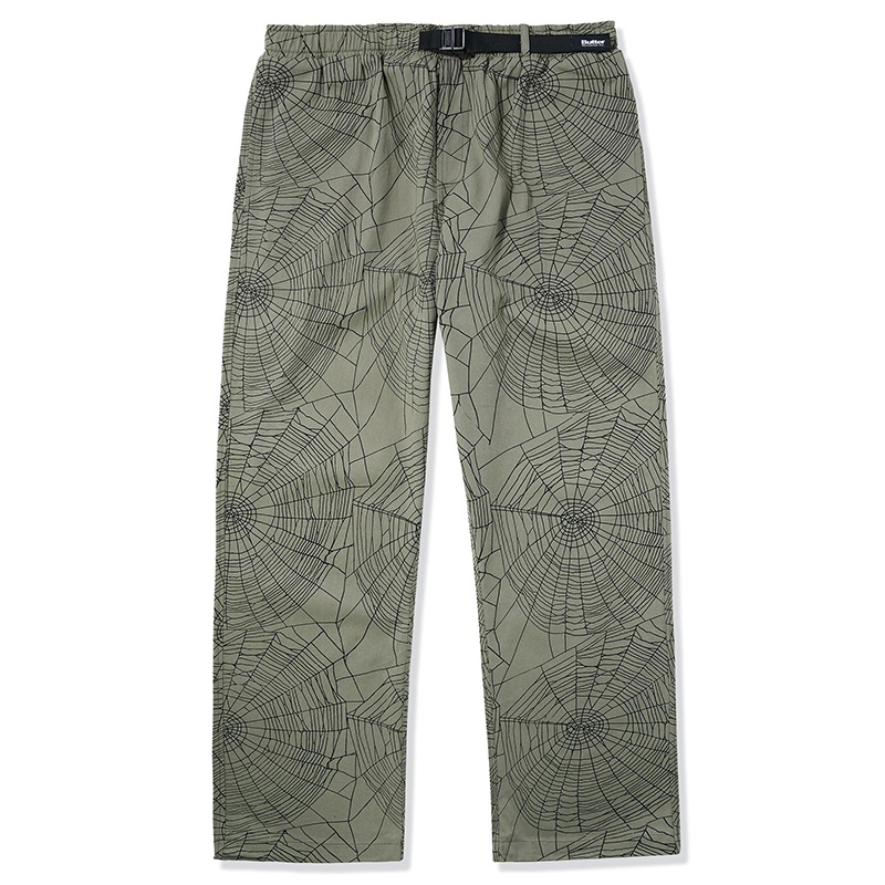 Buttergoods Web Pants Army