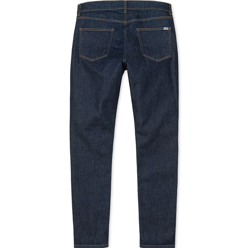 Carhartt Coast Pants Blue Rinsed