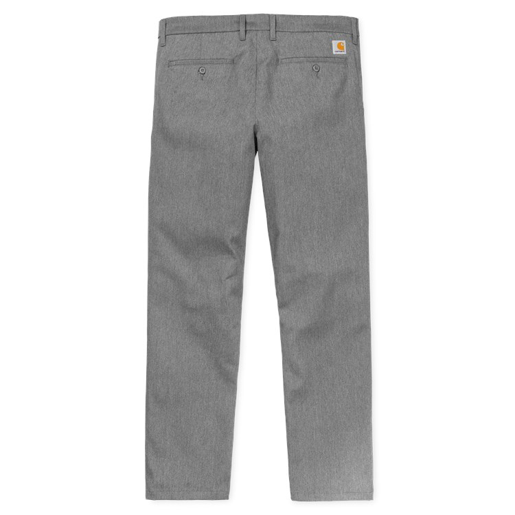 Carhartt Johnson Pants Grey Heather