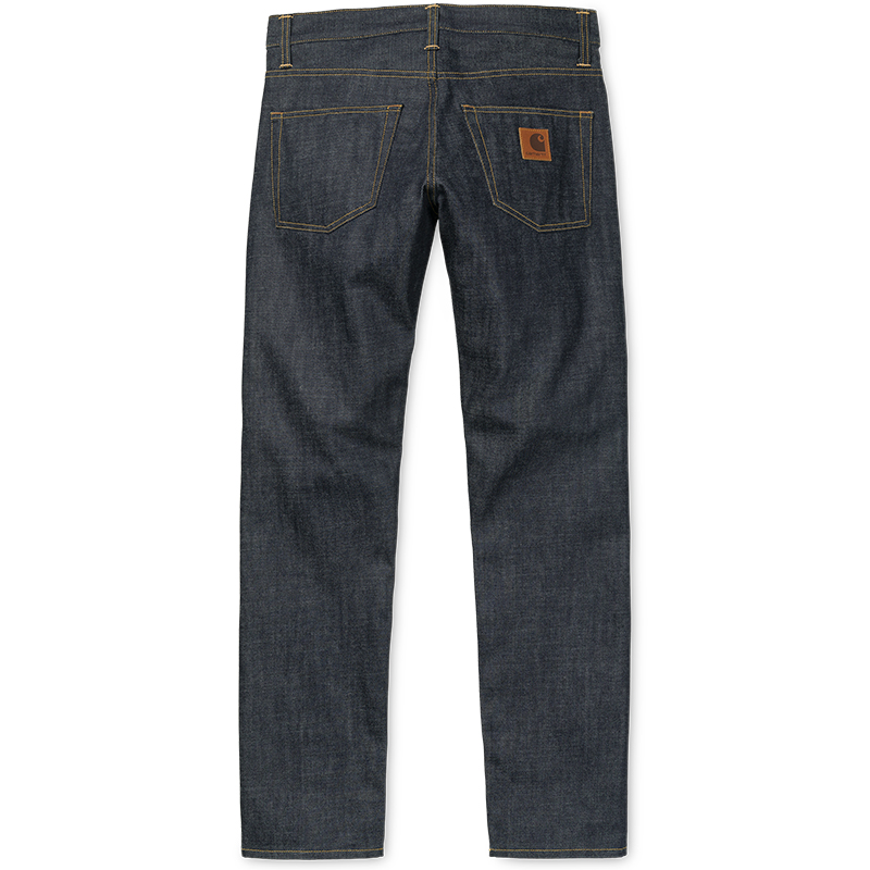 Carhartt Klondike II Pants Blue Rigid