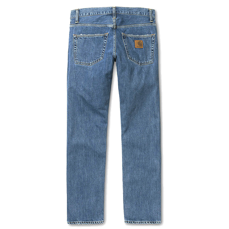 Carhartt Klondike Pants Blue Stone Washed
