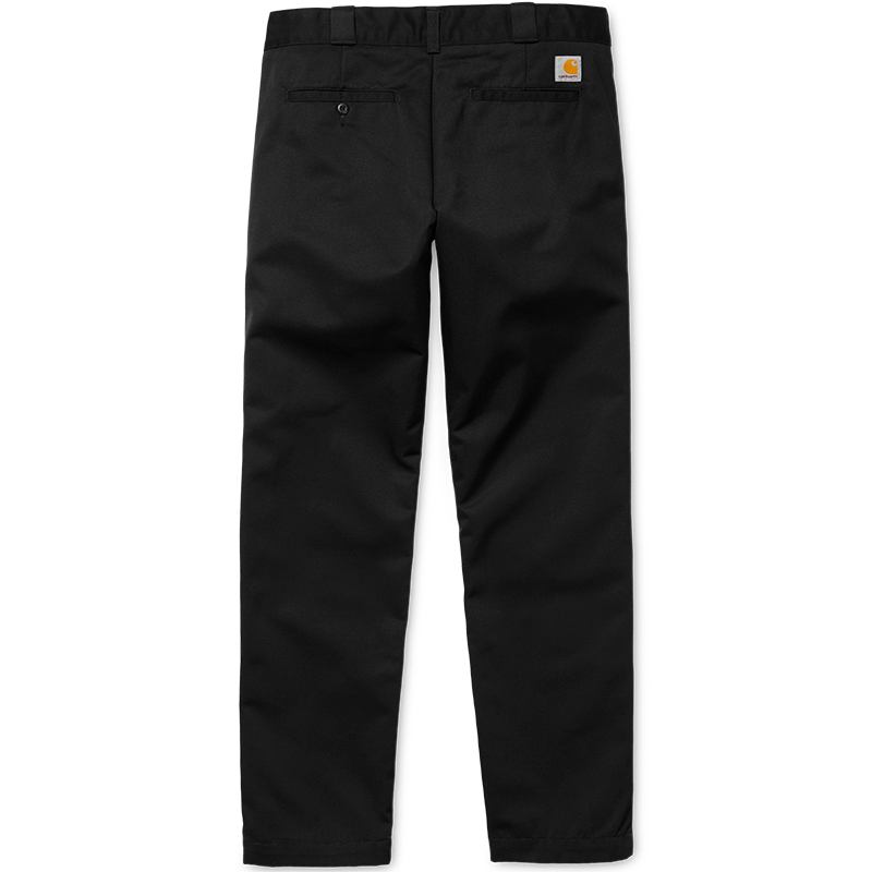 Carhartt Master Pants Black Rinsed
