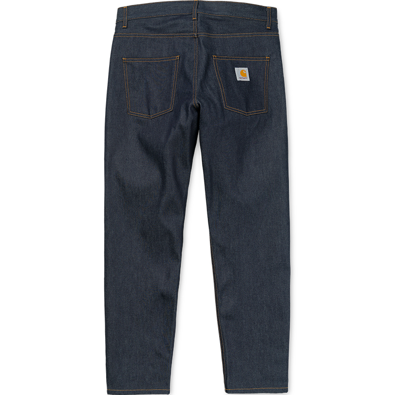 Carhartt Newel Pants Blue Rigid