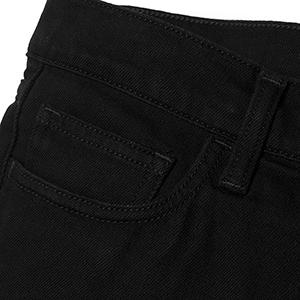 promo code df4d0 4ce2f Carhartt Rebel Pants Black Rinsed