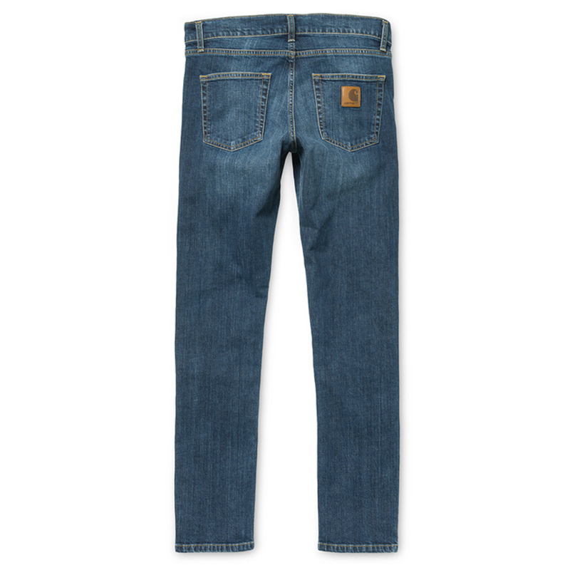 Carhartt Rebel Pants Blue Vintage Washed