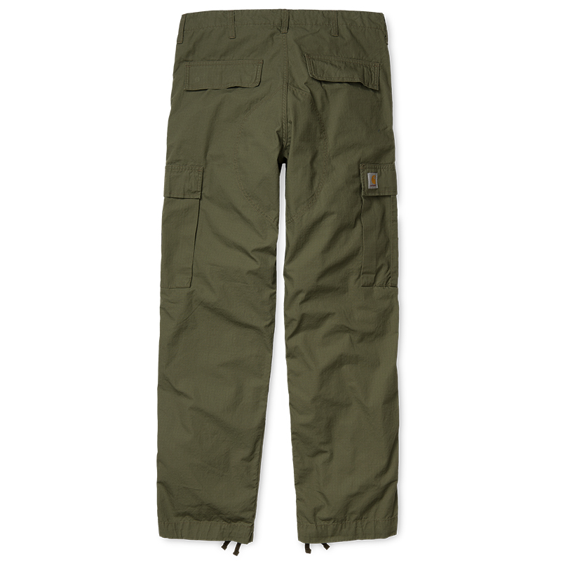 Carhartt Regular Cargo Pants Rover Green Rinsed