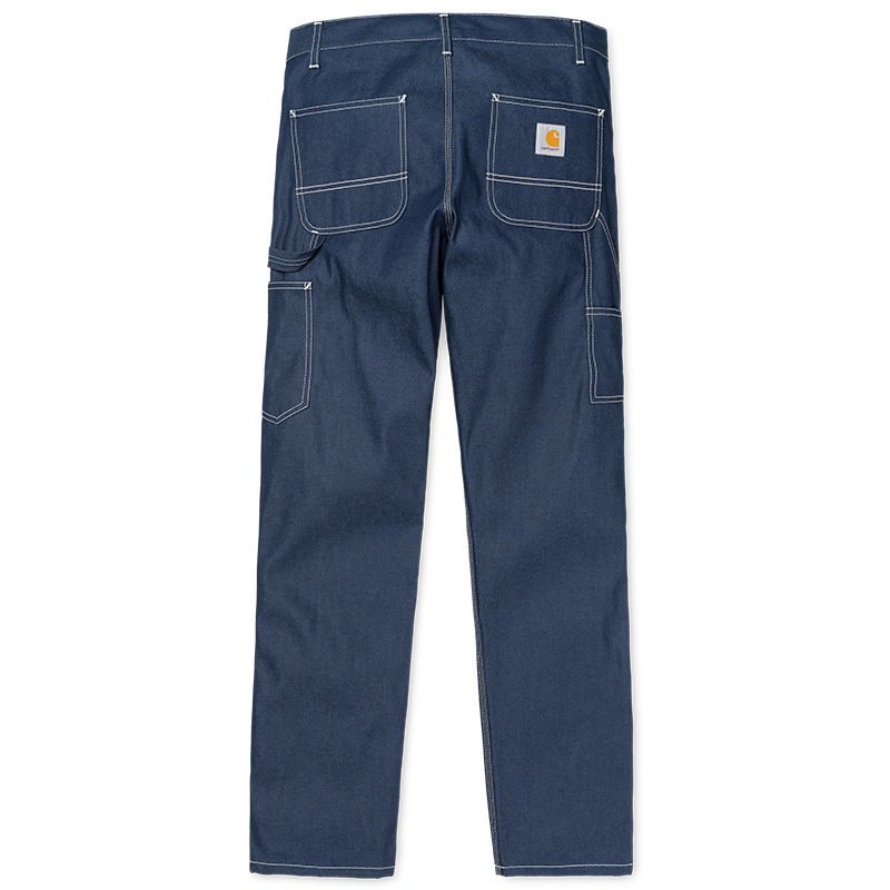 Carhartt Ruck Single Knee Pants Blue Rigid