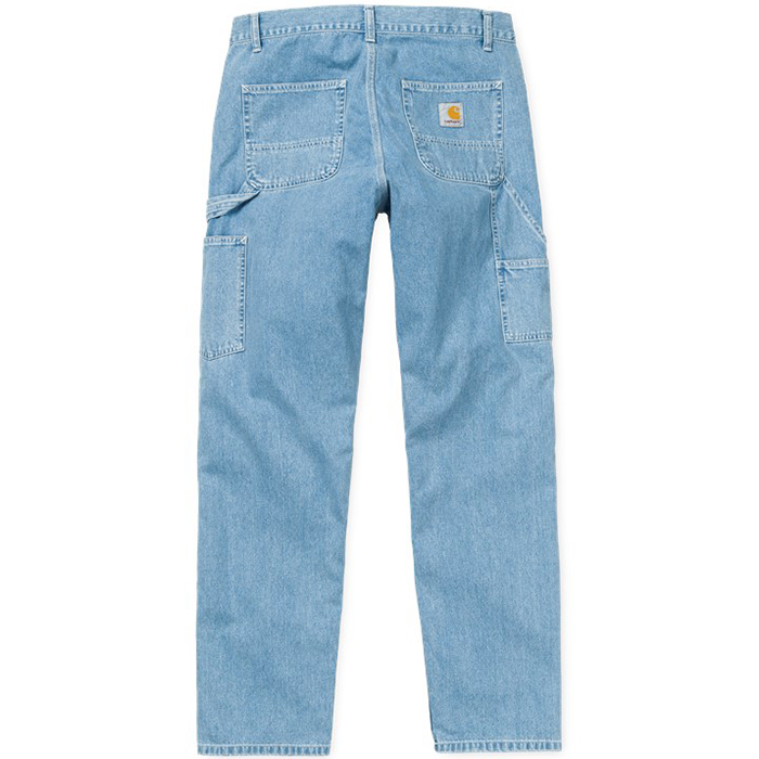 Carhartt Ruck Single Knee Pants Blue Stone Bleached