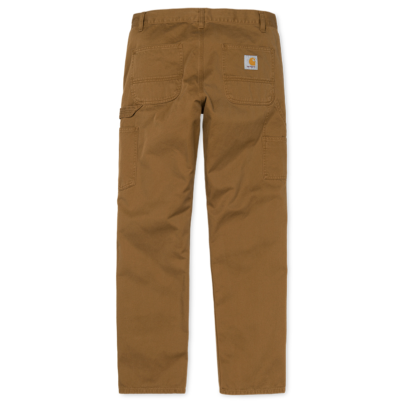 Carhartt Ruck Single Knee Pants Hamilton Brown