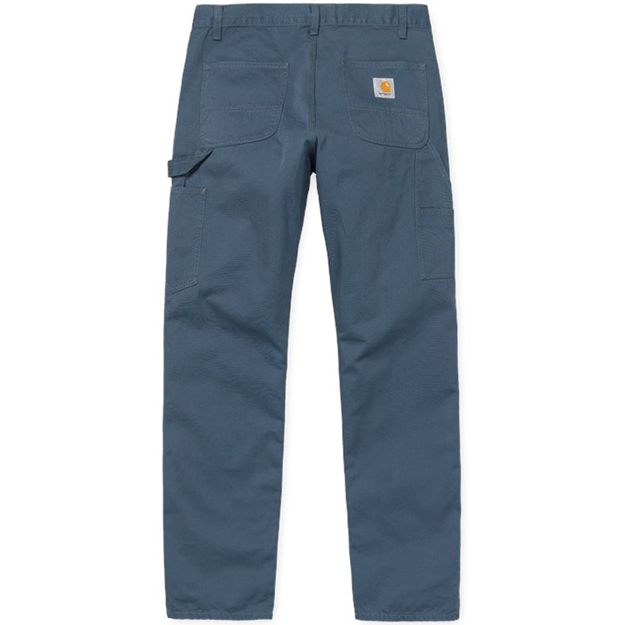 Carhartt Ruck Single Knee Pants Stone Blue Stone Washed