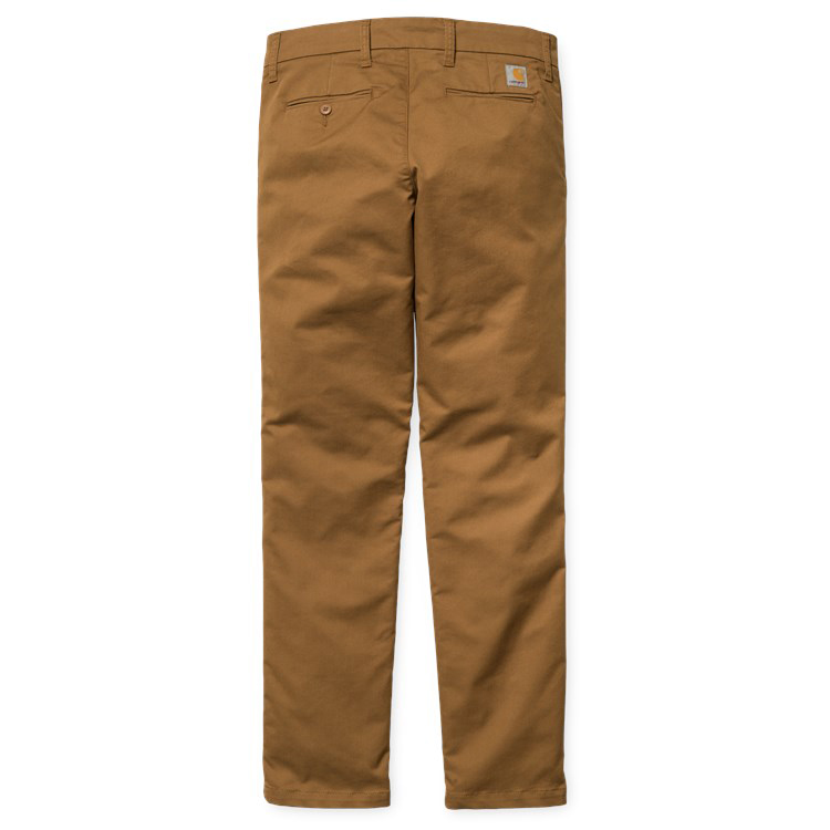Carhartt Sid Pants Hamilton Brown