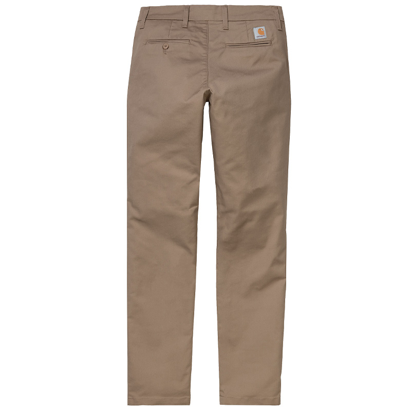 Carhartt Sid Pants Leather Rinsed