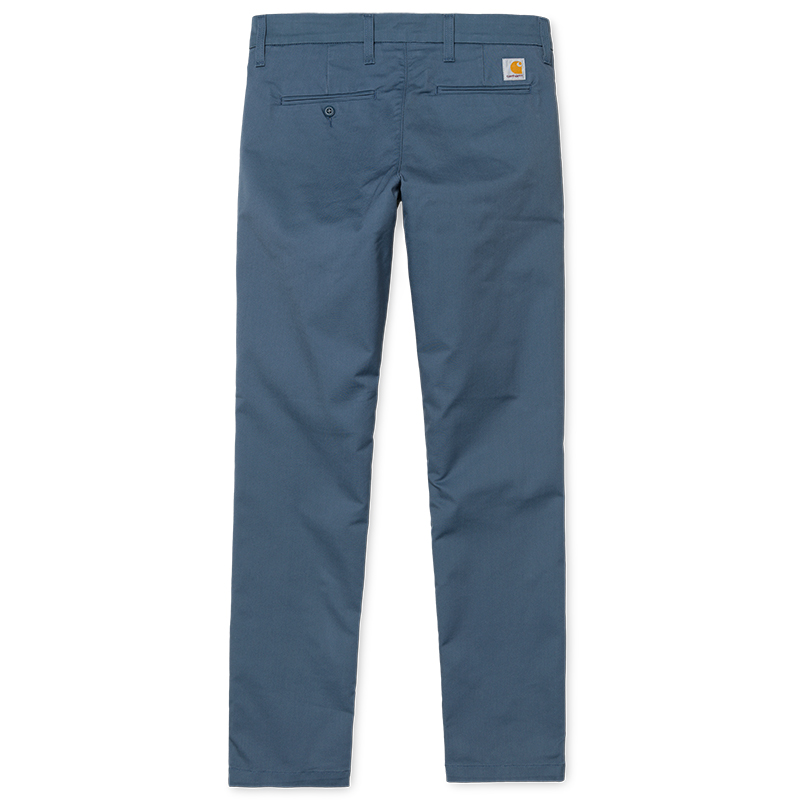 Carhartt Sid Pants Stone Blue Rinsed