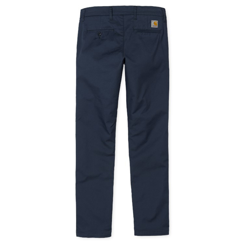 Carhartt Sid Pants Union Blue Rinsed