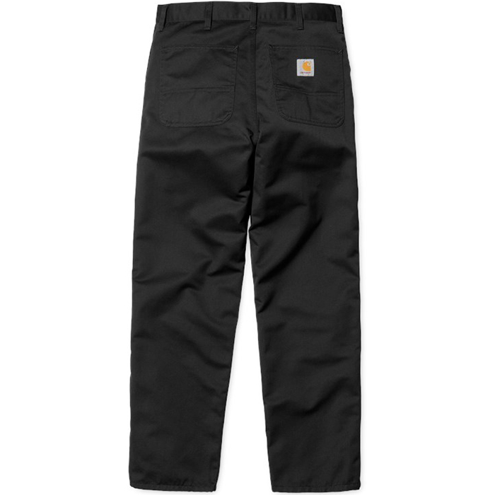Carhartt Simple Pants Black Rinsed