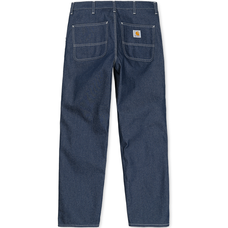 Carhartt Simple Pants Blue Rigid