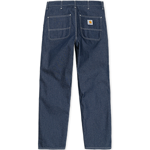 Carhartt Simple Pants Blue Rigid
