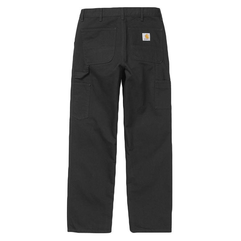 Carhartt Single Knee Pant Black Rinsed