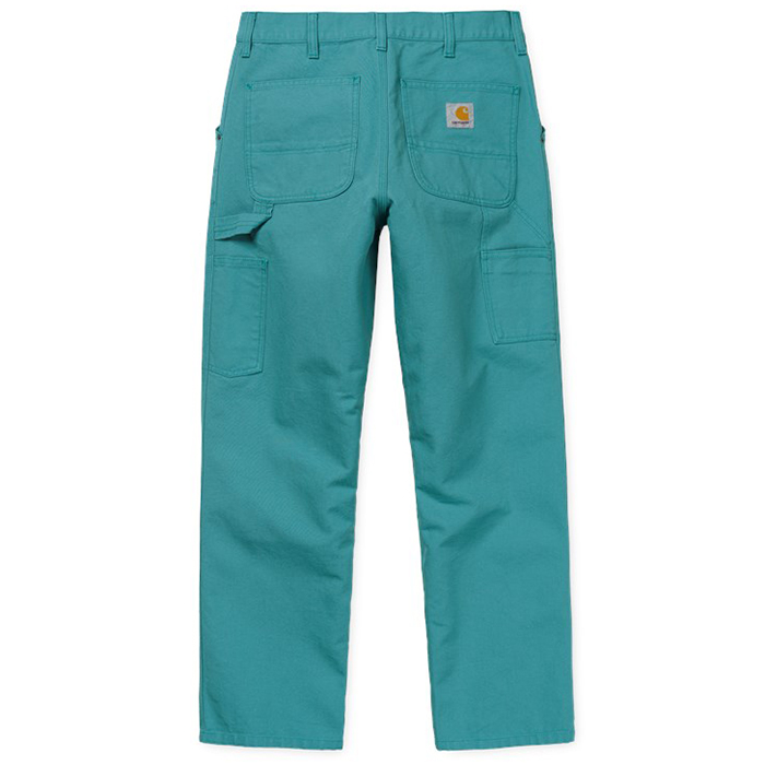 Carhartt Single Knee Pants Soft Teal Rinsed