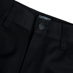 check out c583e 23b41 Carhartt Smith Pant Black Rigid