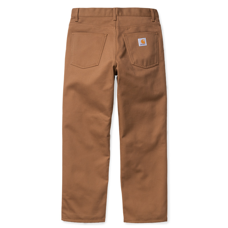 Carhartt Smith Pant Hamilton Brown Rigid