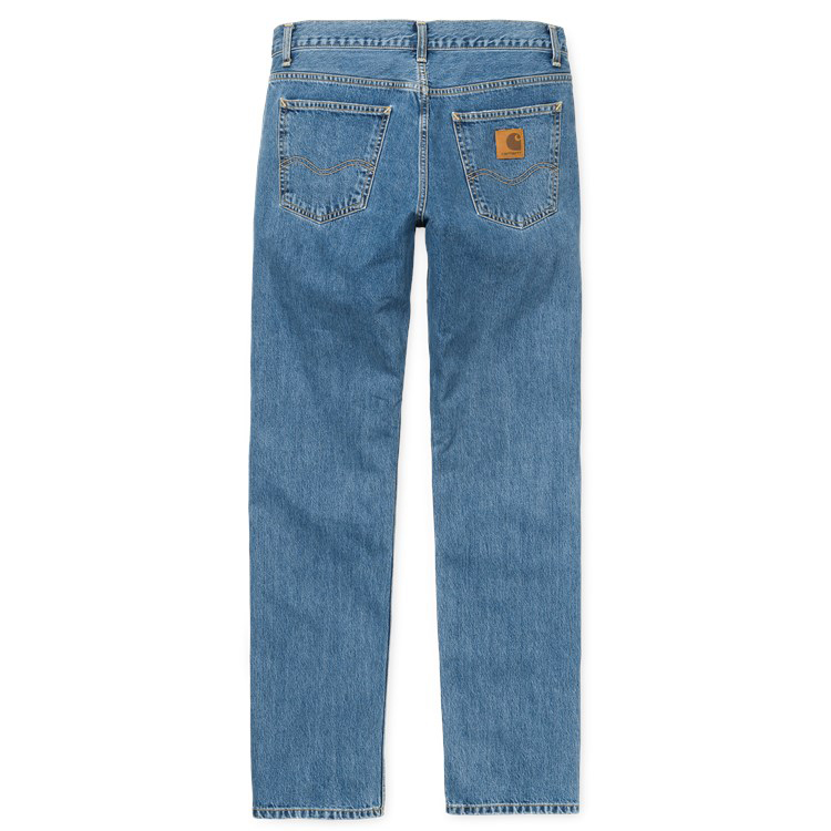 Carhartt Texas Pants Blue Stone Washed