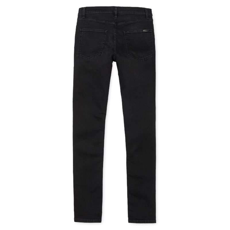 Carhartt Trevor Pants Black Rinsed