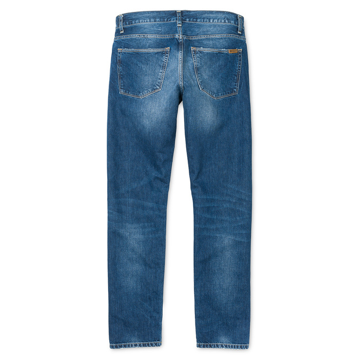 Carhartt Vicious Pants Blue Gravel Washed