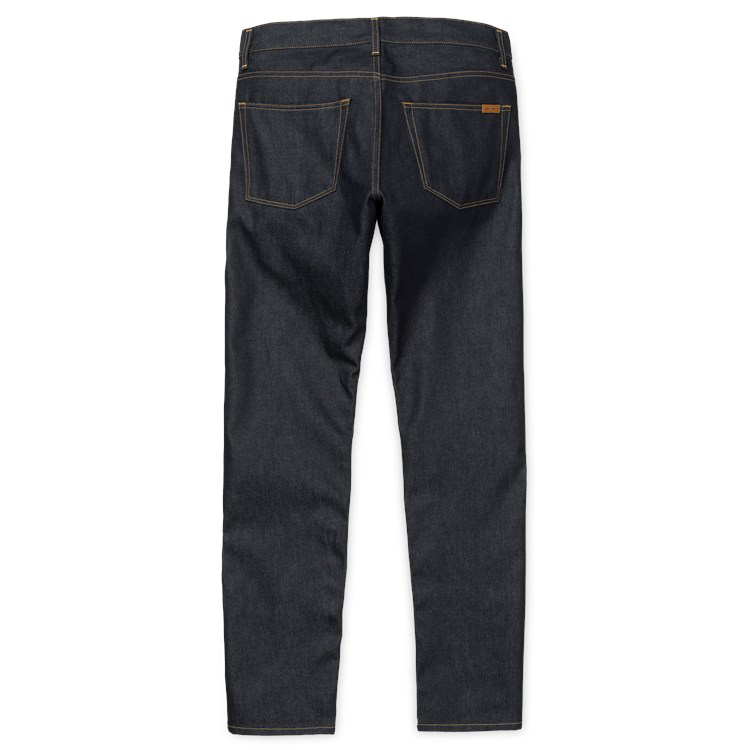 Carhartt Vicious Pants Blue Rinsed