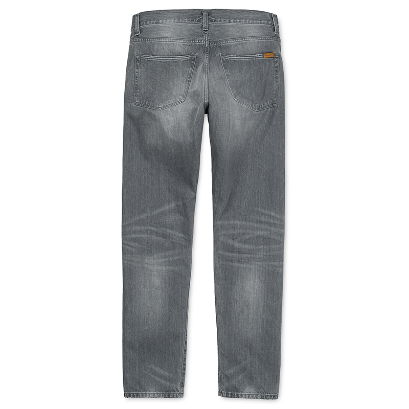 Carhartt Vicious Pants Grey Gravel Washed