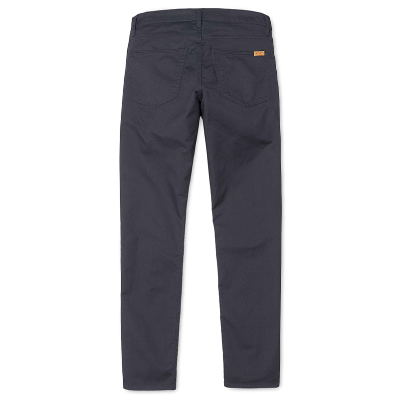 Carhartt Vicious Pants Navy Rinsed