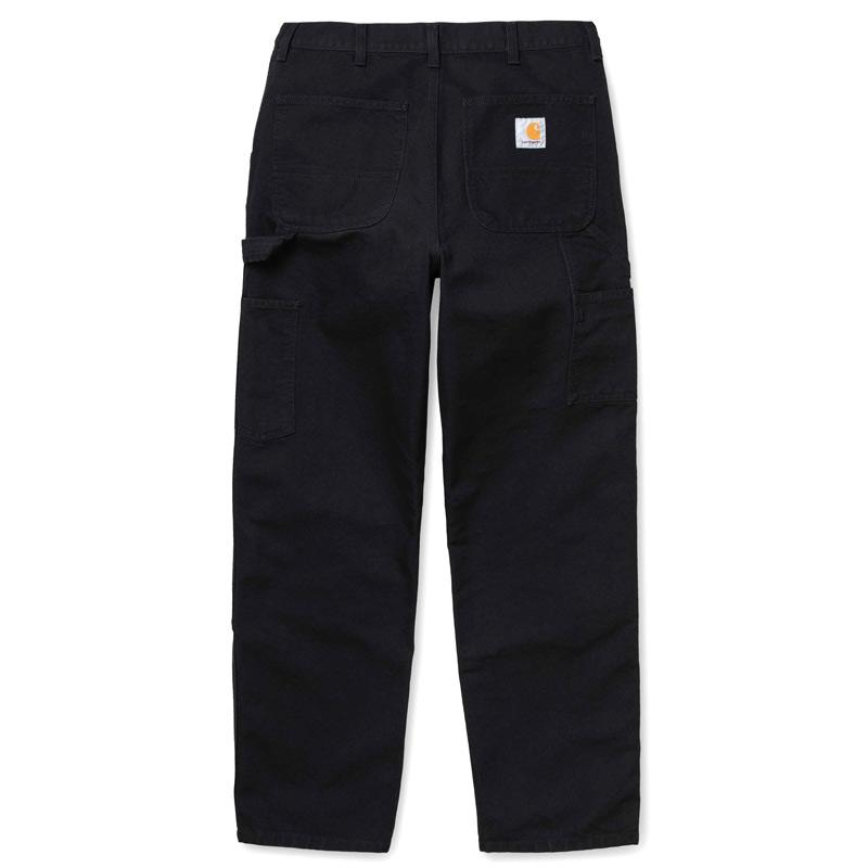 Carhartt WIP Double Knee Pants Black
