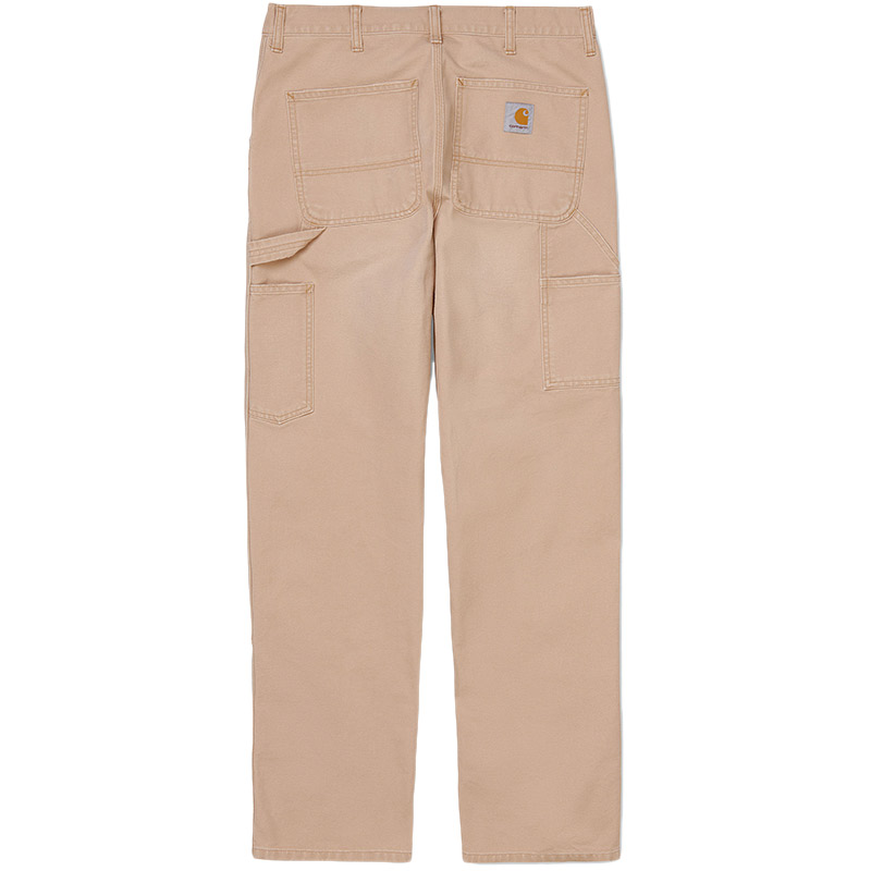 Carhartt WIP Double Knee Pants Dusty H Brown