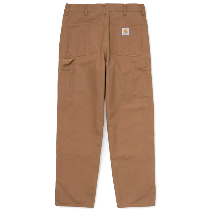 Carhartt WIP Double Knee Pants Hamilton Brown