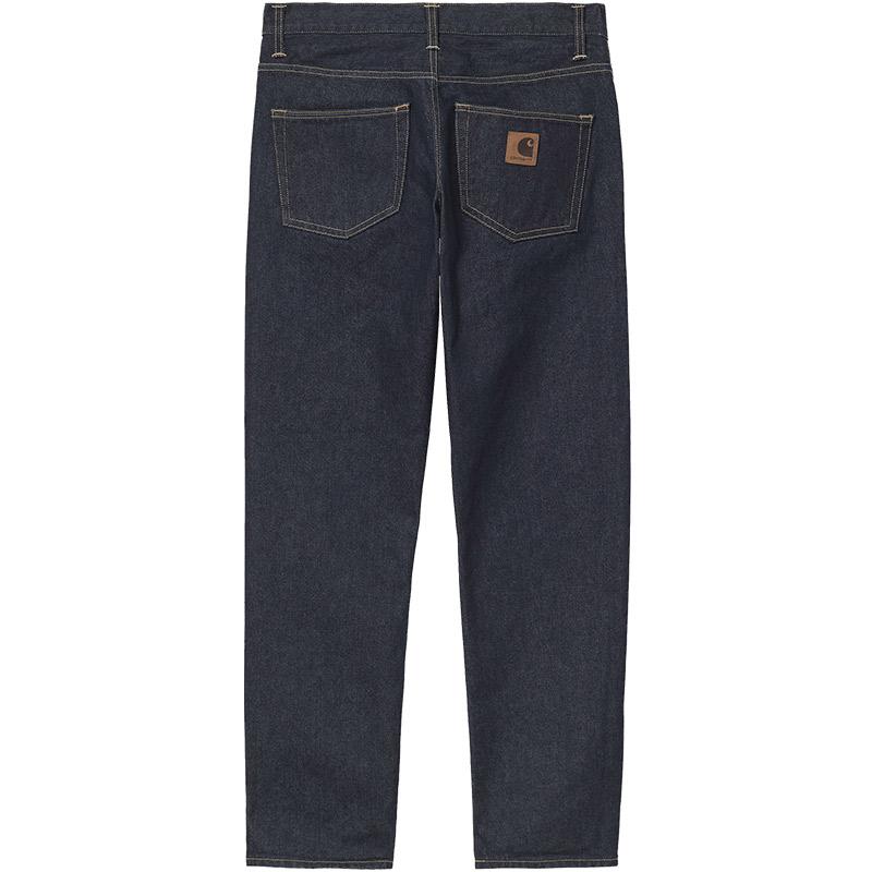 Carhartt WIP Klondike Pants Blue One Wash