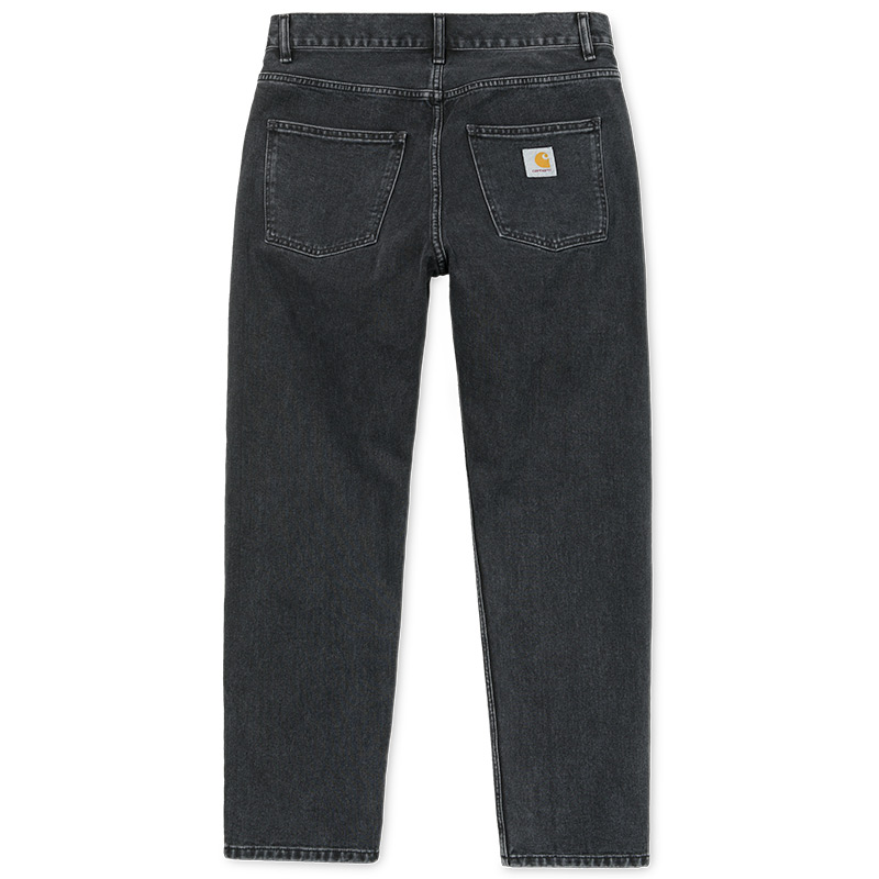 Carhartt WIP Newel Pants Black Stone Washed