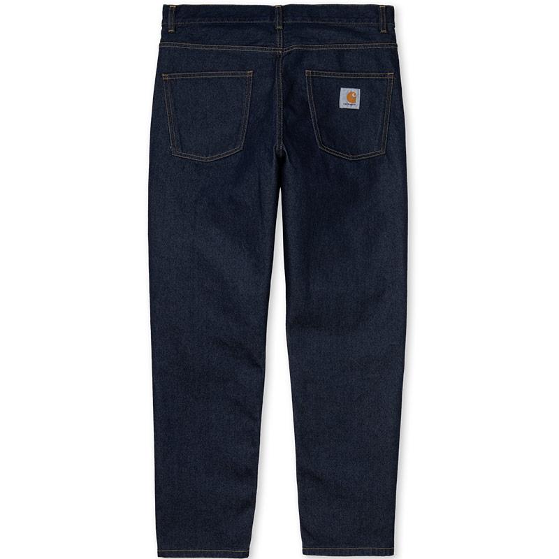Carhartt WIP Newel Pants Blue Rinsed